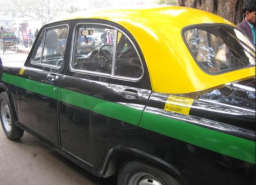 Delhi Taxi